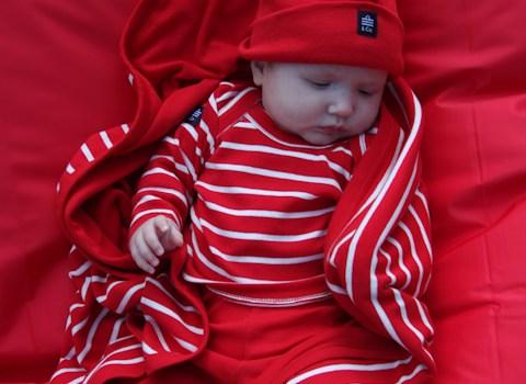 Babcape voor baby en kleertjes