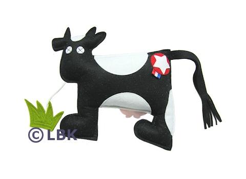 Muziekdoosje koe
