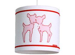 Hanglamp Hertjes pink