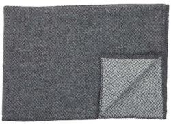 Ledikantdeken Vega grijs