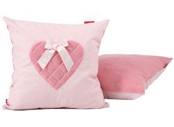 Kussen Sweetheart pink
