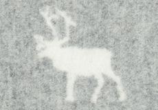 Ledikantdeken Wilderness grijs dessin