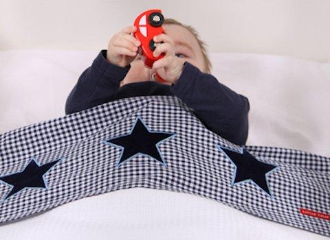 Wieglaken Stars blue