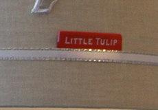 Hanglamp Hertjes beige satin Little Tulip