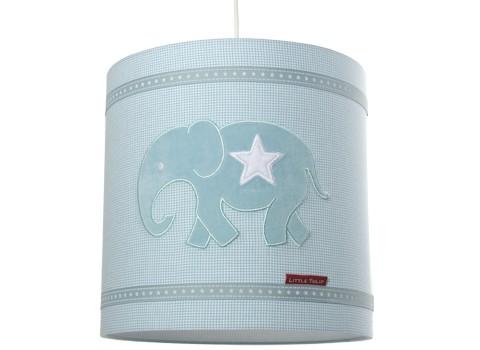 Hanglamp olifant aqua