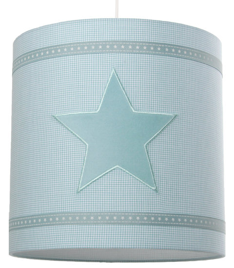 Hanglamp Stars aqua