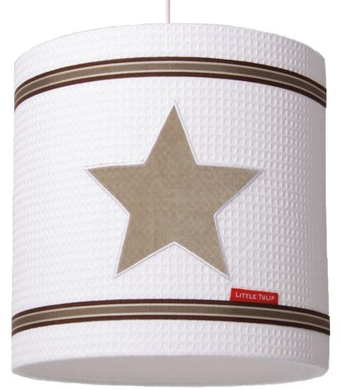 Hanglamp Stars beige