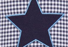 Hanglamp Stars blue applicatie