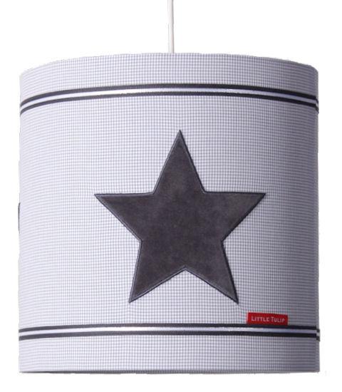 Hanglamp Stars cool grey