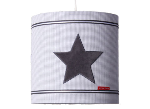 Hanglamp Stars cool grey