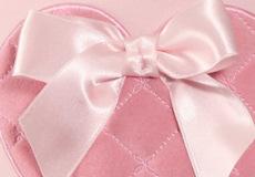 Hanglamp Sweetheart pink applicatie