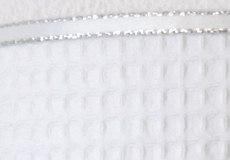 Wandlamp Hertjes beige strass detail